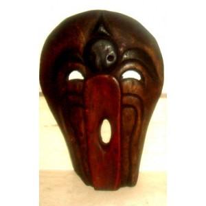 Maska Hnedá