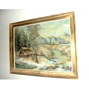 Domček v horách