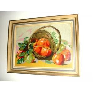 Košík ovocia