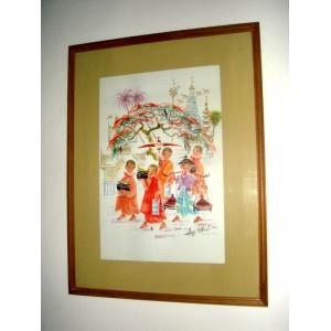 Deti v Ázií
