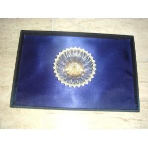 Crystal hand Svietník