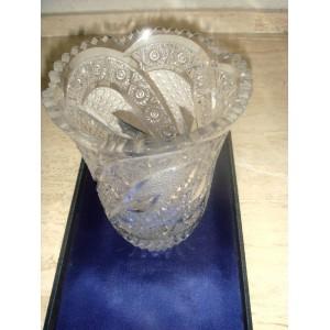 Crystal hand Váza